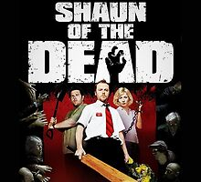 Shaun Of The Dead by xbumblebee