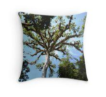 CEIBA - HOLY TREE Throw Pillow