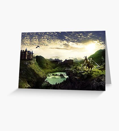 Legend of Zelda Greeting Card