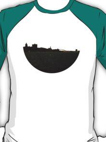 Skyless Composition 2   Four T-Shirt