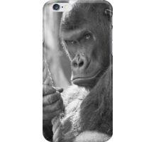 Gorilla Gorilla Gorilla iPhone Case/Skin
