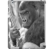 Gorilla Gorilla Gorilla iPad Case/Skin