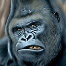 Big Ape by OscarEA
