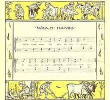 The Baby's Opera - A Book of Old Rhymes With New Dresses - by Walter Crane - 1900-55 Warm Hands by wetdryvac