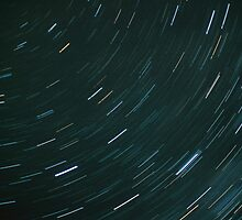 star trails II by astroniko
