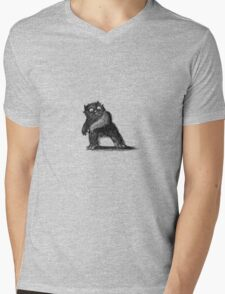 A young one  Mens V-Neck T-Shirt