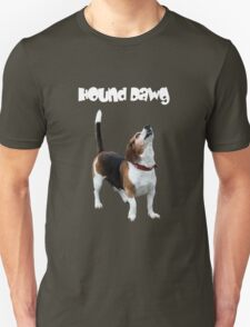 Hound Dawg Howling Beagle Funny T Shirt T-Shirt