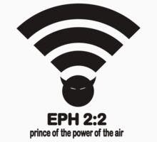 PRINCE OF THE POWER OF THE AIR Kids Tee