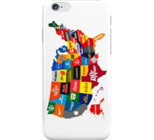The Corporate States of America iPhone Case/Skin