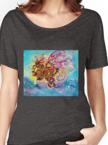 SEA DRAGON Women's Relaxed Fit T-Shirt