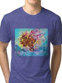 SEA DRAGON Tri-blend T-Shirt