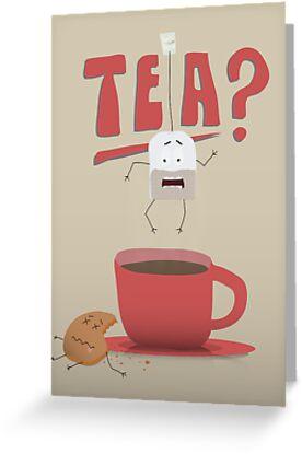 TEA? by Stephen Wildish