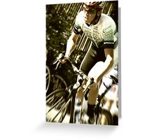 Giro del Capo Greeting Card