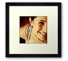 Laurie 2 Framed Print