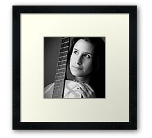 Laurie 3 Framed Print