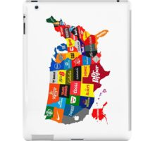The Corporate States of America iPad Case/Skin