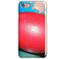 Red Easter Egg iPhone Case/Skin