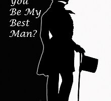 Would you be my best man? by Moonlake