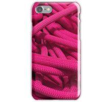 Pink Rope iPhone Case/Skin