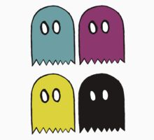 Ghosts CMYK by Joseph Osborne