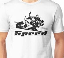 Motorcycle Speed Unisex T-Shirt
