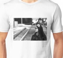 """"""" The rose that grew from concrete """" Unisex T-Shirt"""