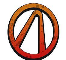 Borderlands Vault Symbol Design by Salmon Boy