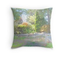 """The Pond"" Throw Pillow"