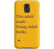 Read Young Adult Books - Fundraiser Samsung Galaxy Case/Skin
