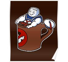 Cup of Stay Puft Poster