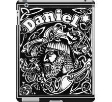 Daniel cover iPad Case/Skin