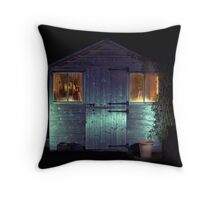 Living Shed Throw Pillow