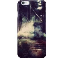 Door in the Forest iPhone Case/Skin