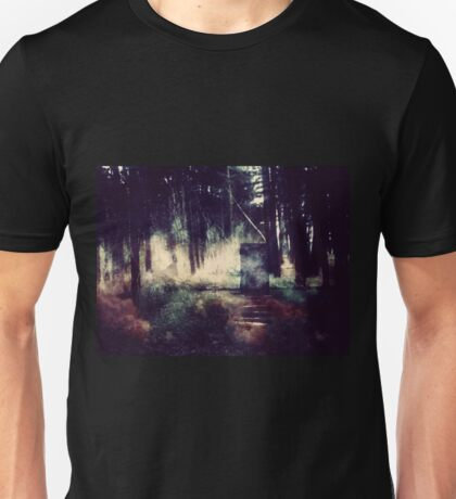 Door in the Forest Unisex T-Shirt