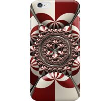 Reflections of Complexity iPhone Case/Skin