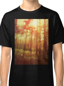 Sunset Forest Classic T-Shirt