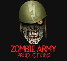 Zombie Army Productions Logo T-Shirt