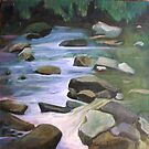 Abrams Creek 2 by sally seabright