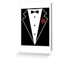 Gentleman Greeting Card