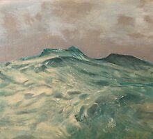 Ocean Swell by sally seabright