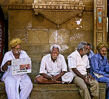 Jaisalmer, India #7 by Mauricio Abreu