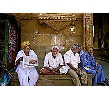 Jaisalmer, India #7 Photographic Print