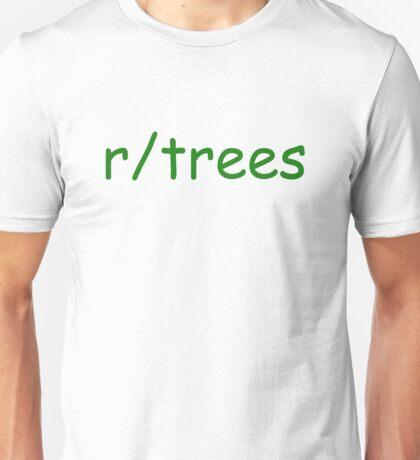 R/Trees Unisex T-Shirt