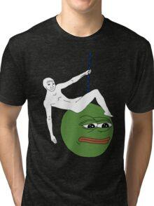 Feeling Ball Tri-blend T-Shirt