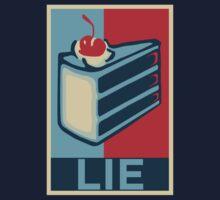 It's a lie! by PlatinumBastard