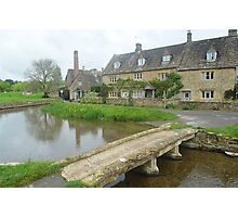 Lower Slaughter Photographic Print