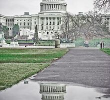 United States Capital - Washington DC by Christopher Morrow