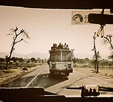 Thar desert, India #3 by Mauricio Abreu