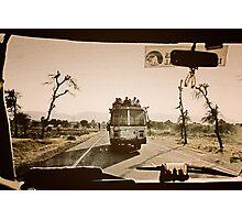 Thar desert, India #3 Photographic Print