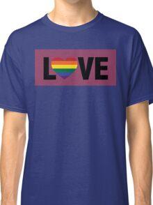 Pride Love Classic T-Shirt